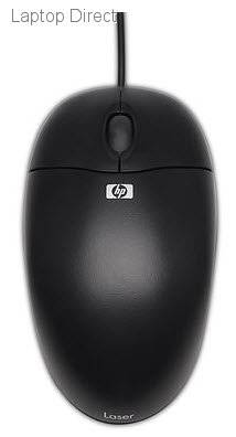 H4B81AA HP 3-button USB Laser Mouse