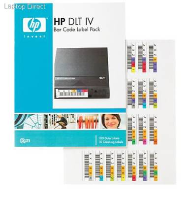 MEHPQ2004A HP Q2004A DLT IV Bar Code Label Pack