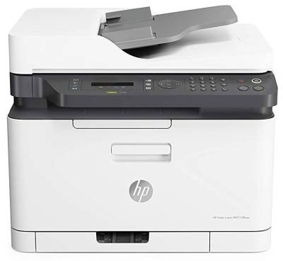 PRHP4ZB97A HP Colour LaserJet 179fnw Multifunction Printer with Fax