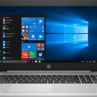 "5MV93AV#31082773 HP Probook 455 G6 Notebook AMD Quad Ryzen 7 2500U 2.00GHz 4GB 1TB 15.6"" WXGA HD Vega 8 on CPU BT Win 10 Pro Image 4"