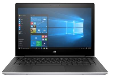 "4LS54ES HP Probook 440 G5 8th gen Notebook Intel Dual i3-8130U 2.20Ghz 4GB 500GB 14"" WXGA HD UHD 620 BT Win 10 Pro"