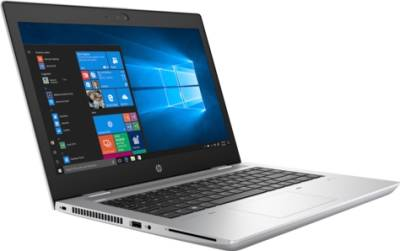 "30536202 HP Probook 645 G4 Notebook AMD Quad Ryzen 7 2500U 2.00GHz 8GB 500GB 14"" WXGA HD Vega on CPU BT 3G Win 10 Pro"