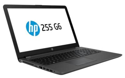 "1WY27EA HP 255 G6 Notebook AMD Quad E2-7110 1.80Ghz 4GB 500GB 15.6"" WXGA HD R2 on CPU BT Win 10 Home"
