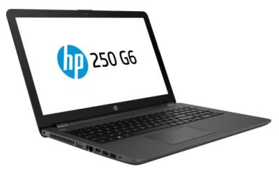 "1XN76EA HP 250 G6 7th gen Notebook Intel Dual i5-7200U 2.50Ghz 4GB 500GB 15.6"" WXGA HD HD620 BT Win 10 Pro"