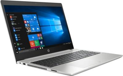 "5MV93AV#31082773 HP Probook 455 G6 Notebook AMD Quad Ryzen 7 2500U 2.00GHz 4GB 1TB 15.6"" WXGA HD Vega 8 on CPU BT Win 10 Pro"
