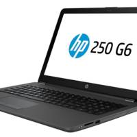 "1XN76EA HP 250 G6 7th gen Notebook Intel Dual i5-7200U 2.50Ghz 4GB 500GB 15.6"" WXGA HD HD620 BT Win 10 Pro Image 2"